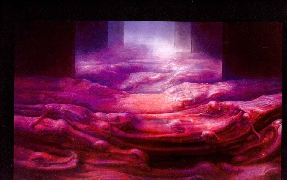 H.R.Giger                             Image_Landscape_XIV