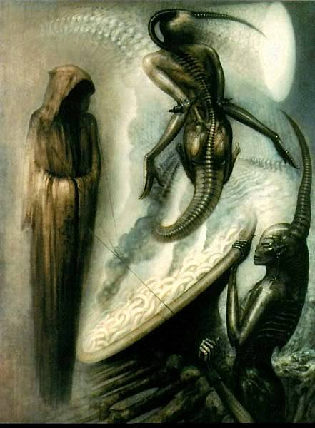 H.R.Giger                             Image_Magus