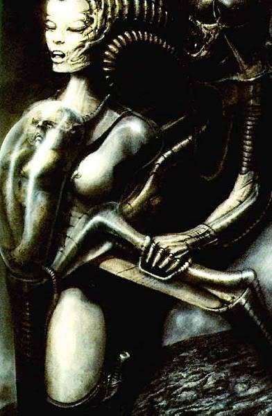 H.R.Giger                             Image_Sabbath