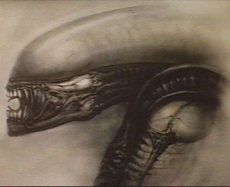 H.R.Giger                             Image_alien1