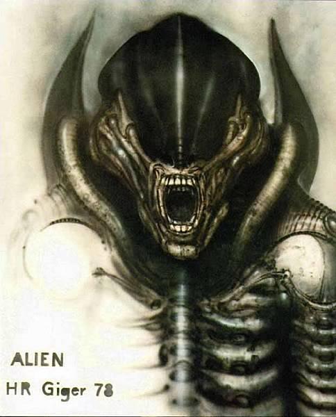 H.R.Giger                             Image_alien3