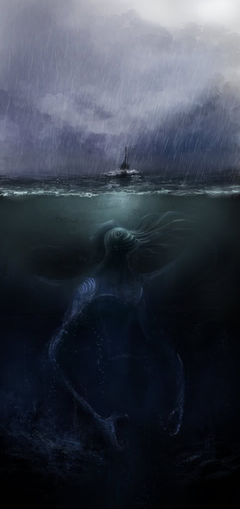"Galeria ¡¡¡¡¡""Levantaos Hijos De Dagon""!!!!! Cthulhu_by_SHadoW_Net"
