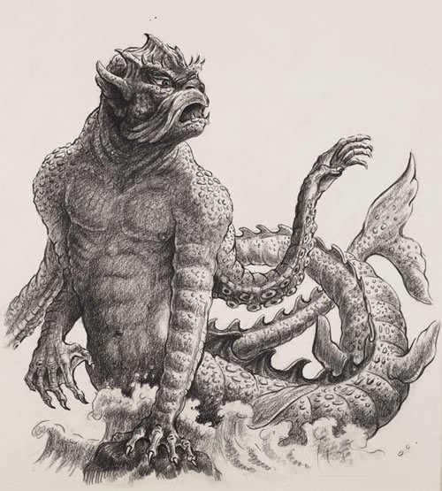 """Galeria ¡¡¡¡¡""""Levantaos Hijos De Dagon""""!!!!! Ceto111"""