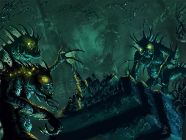 """Galeria ¡¡¡¡¡""""Levantaos Hijos De Dagon""""!!!!! Cthconspiracy11"""