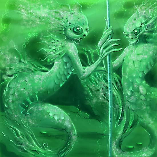 """Galeria ¡¡¡¡¡""""Levantaos Hijos De Dagon""""!!!!! Merfolkgreen111"""