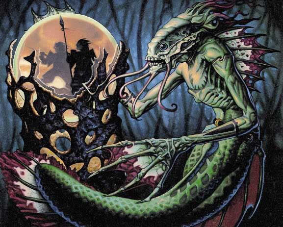 """Galeria ¡¡¡¡¡""""Levantaos Hijos De Dagon""""!!!!! Rootwatermysticartbymic"""