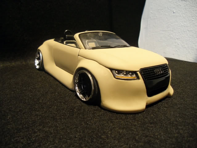 Audi tt -2ª maketa TtFILEminimizer