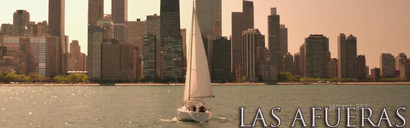Zona de las afueras de Chicago
