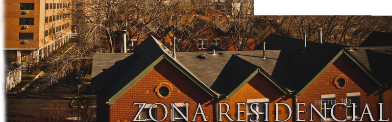 Zona residencial