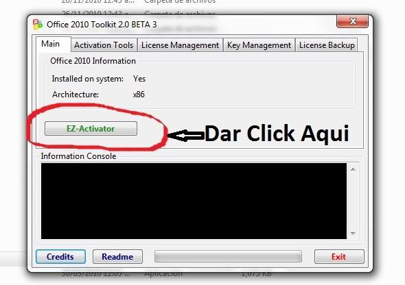 Office 2010 Professional Plus [Español] [32/64Bits] [Full] [Activado Para Siempre] Cap1258