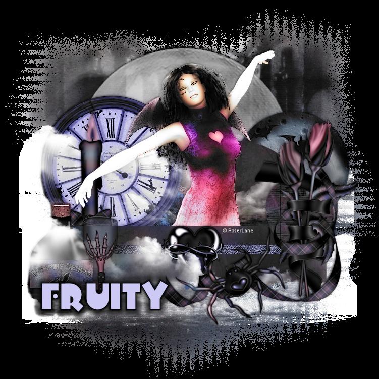 Fruity's Always List Fruityds