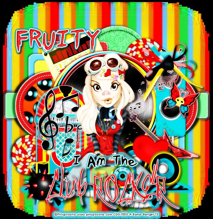 Hello Group ClubRocker-ByBamsAug2013-FRUITY