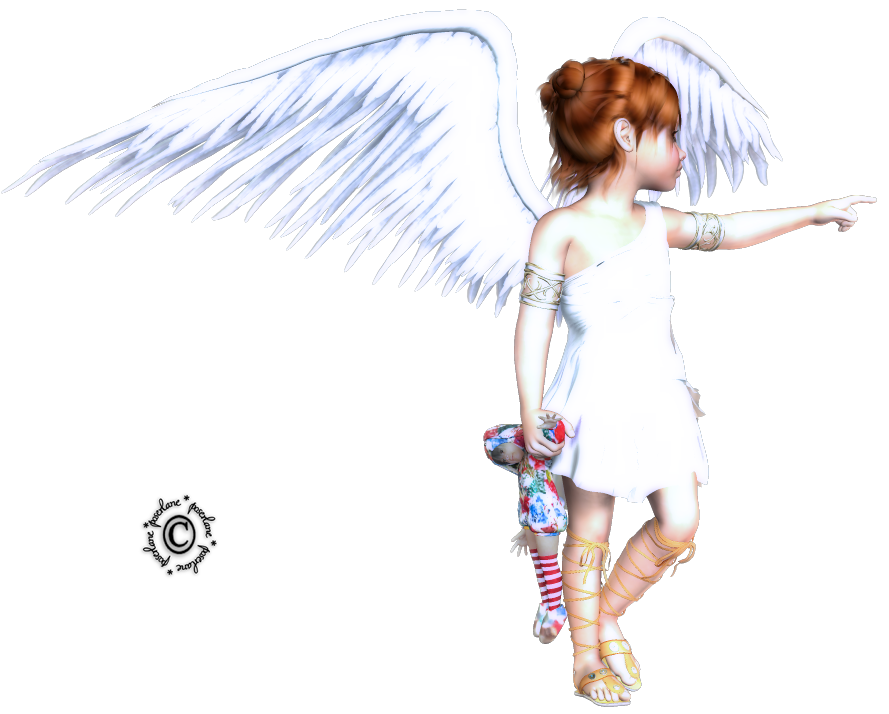 Baby Angels PoserLanePolly2