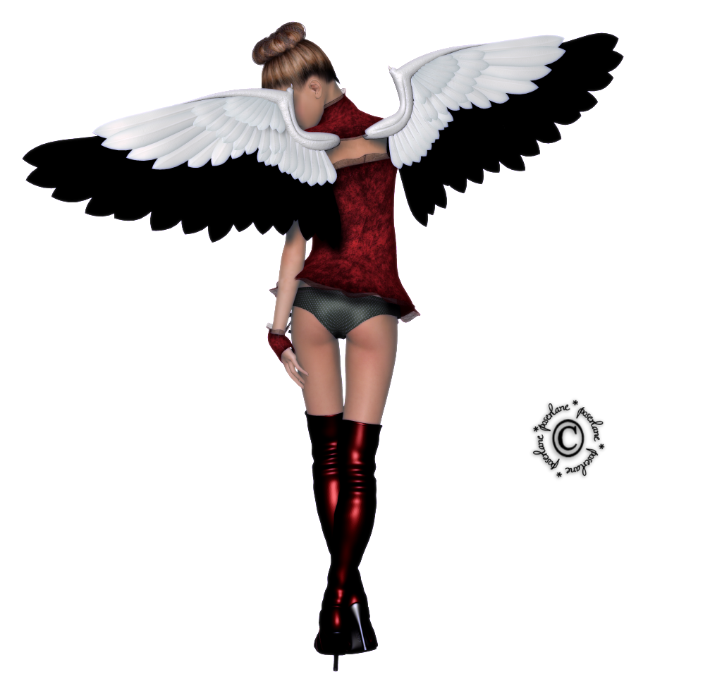 Angel Rosie PoserLaneRosie214a