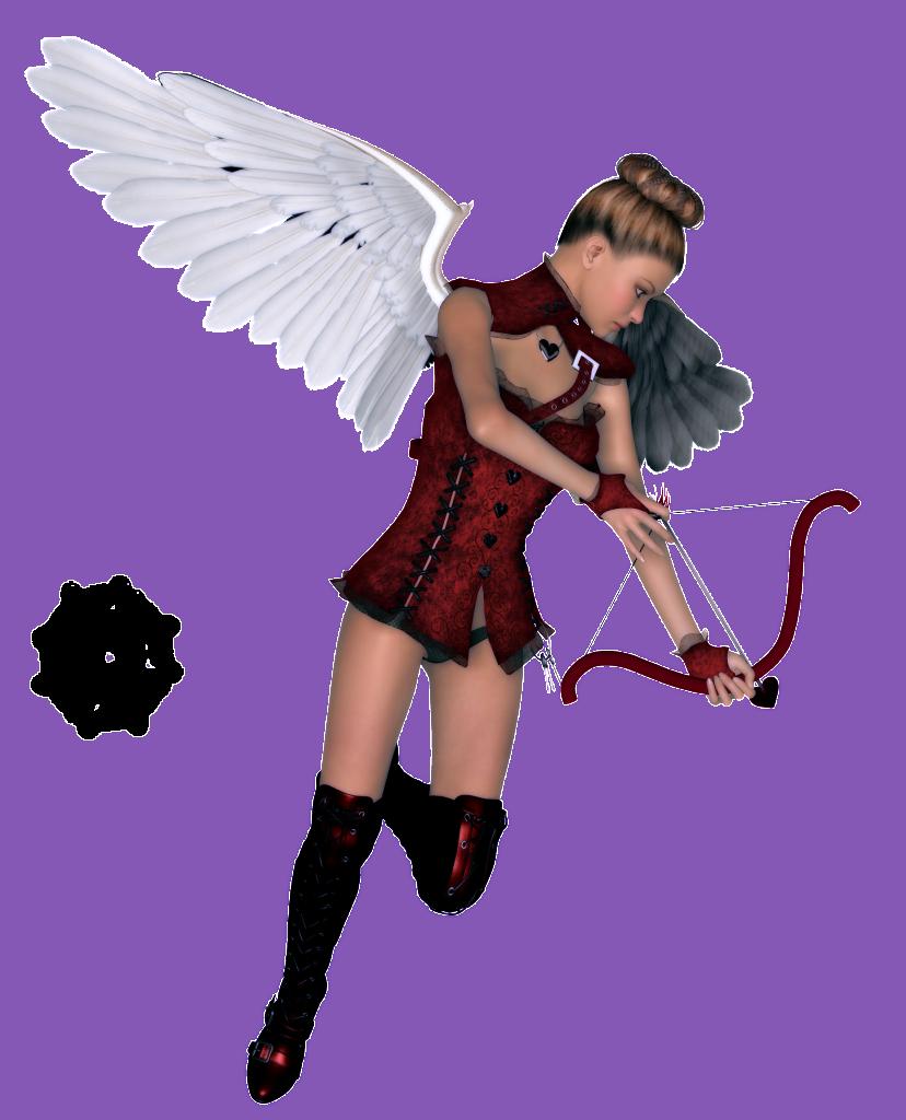 Angel Rosie PoserLaneRosie214d