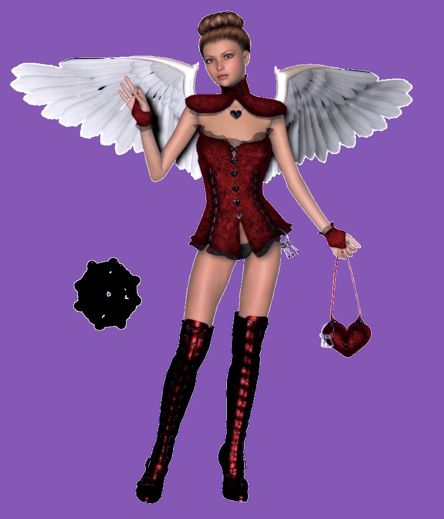 Angel Rosie PoserLaneRosie214e