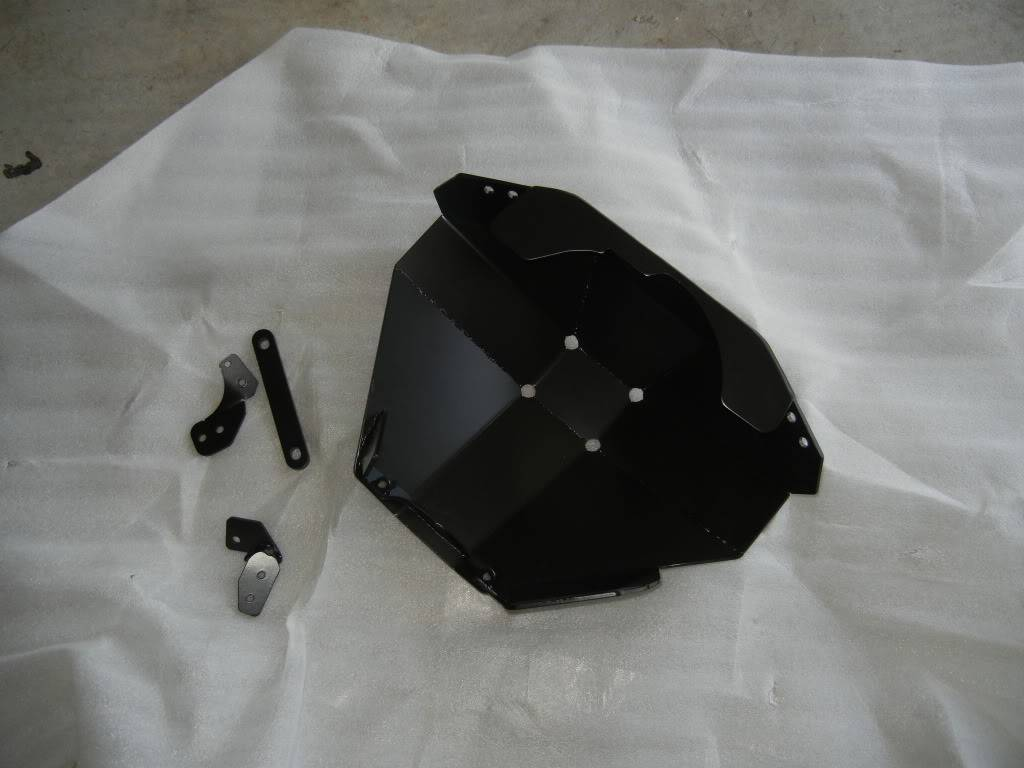 Budbuilt Rear Differential Skid Plate (pic heavy) DSCN2089