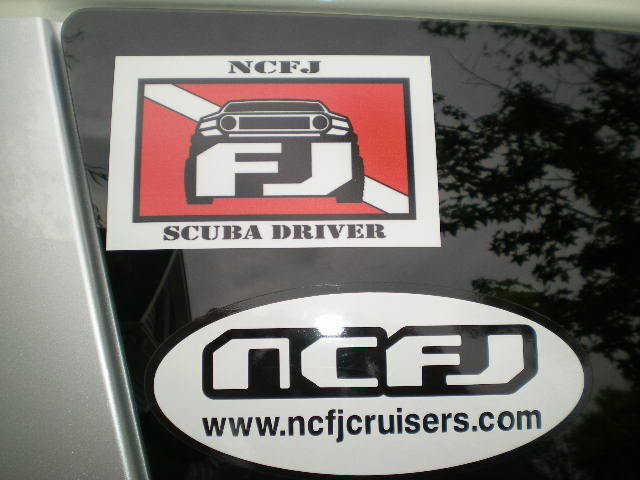 Scuba Driver Stickers DSCN6237