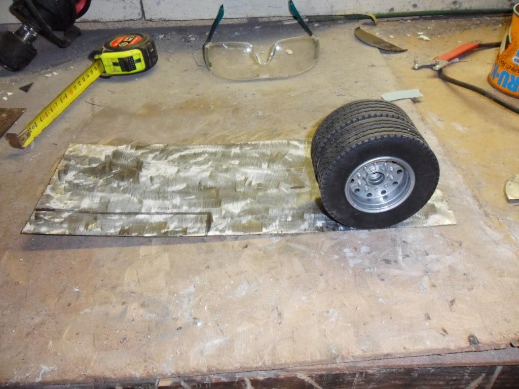 Hacer paso de ruedas para remolques y camiones rigidos  SAM_0489