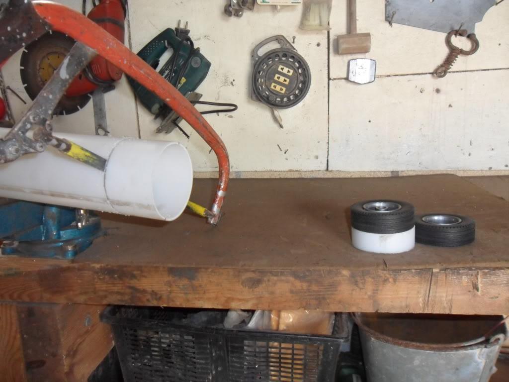 Hacer paso de ruedas para remolques y camiones rigidos  SAM_0651