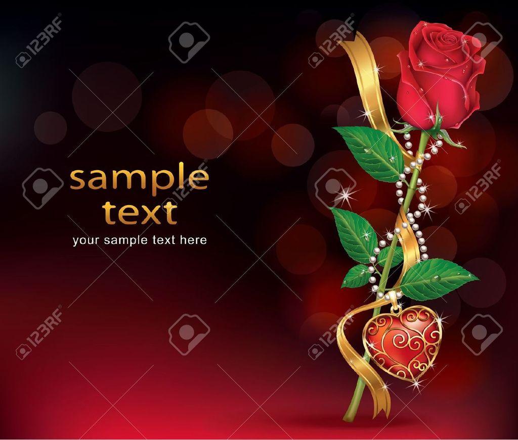 photo 11813601-Beautiful-Roses-avec-ruban-et-pendentif-Banque-dimages_zpsj0vyqcn9.jpg