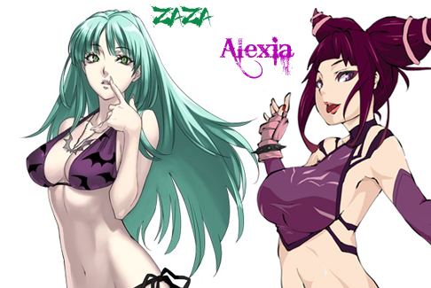 [Private] <-   RP for Chaozi and Kenji. - Page 4 ALexiaZazaMay9