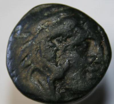 Bronce de Macedonia Griega1A
