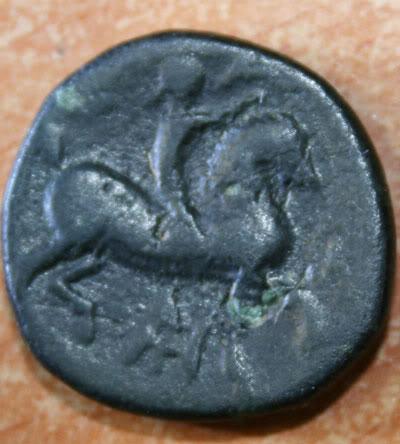 Bronce de Macedonia Griega1B2