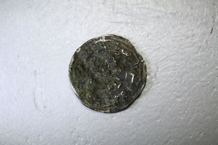Dirham de Hisham II, 393H Arabe1-1