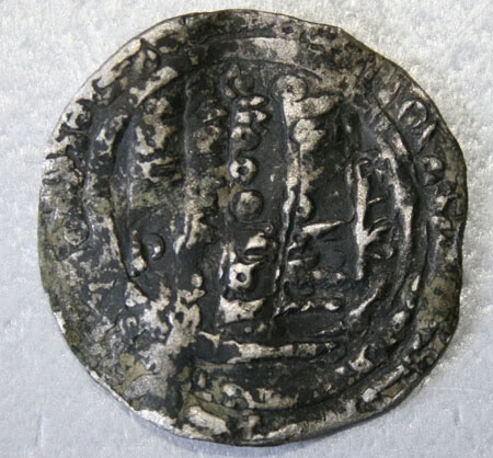 Dirham de Hisham II, 393H Arabe2-1