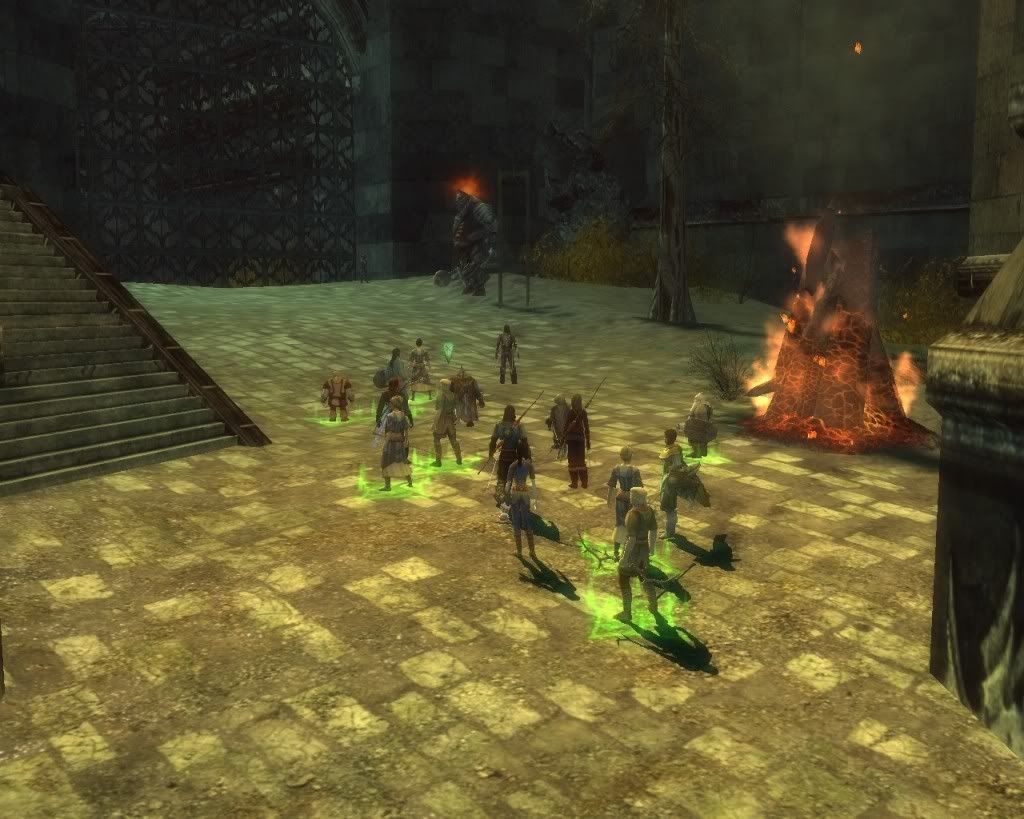 The 75s Attack the Necromancer's Gate ScreenShot00002