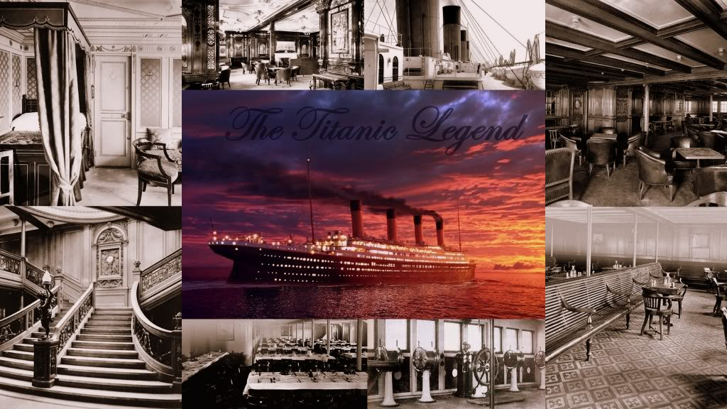 The legend of Titanic