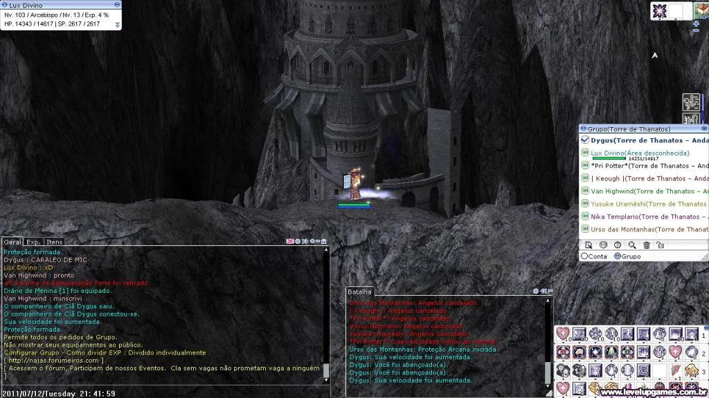 [COMPUTADO][REALIZADO][EVENTO] A Torre! - Página 3 ScreenOdin093