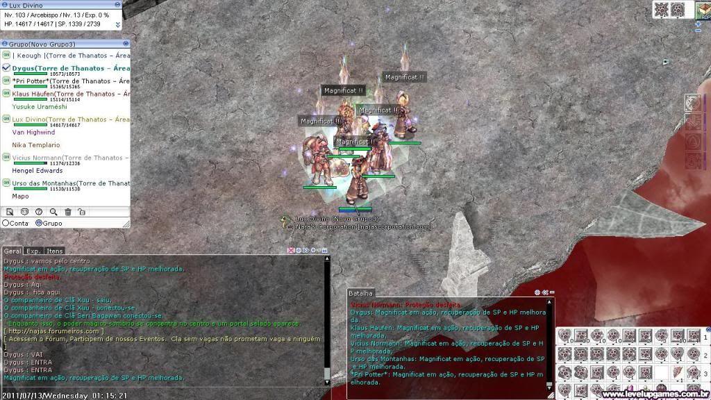 [COMPUTADO][REALIZADO][EVENTO] A Torre! - Página 3 ScreenOdin103
