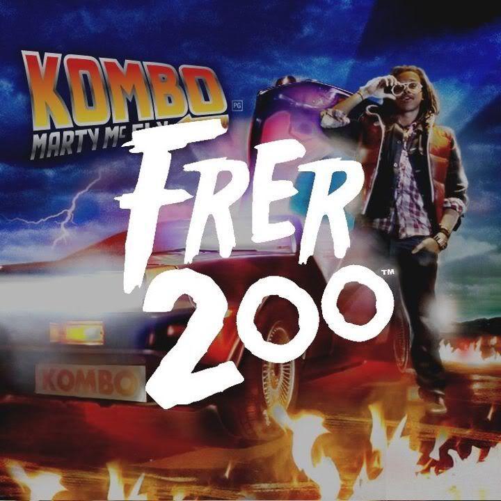 La Trilogie Frer200 débute avec Kombo, Ep Disponible Kombo-MartyMcFly