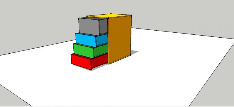 Cajonera modelistica 1