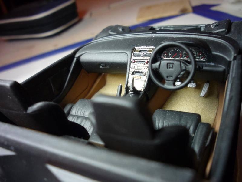 [3/3] - Tamiya Honda NSX P1070942