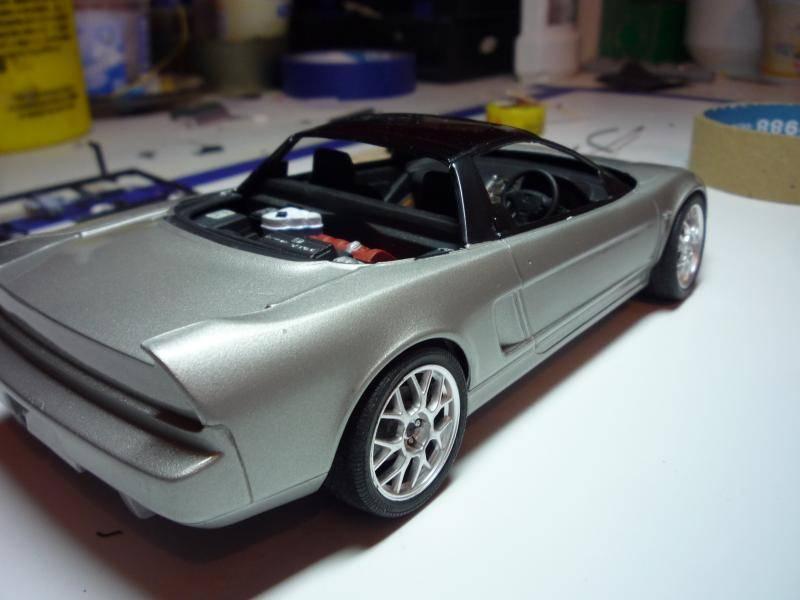 [3/3] - Tamiya Honda NSX P1070943