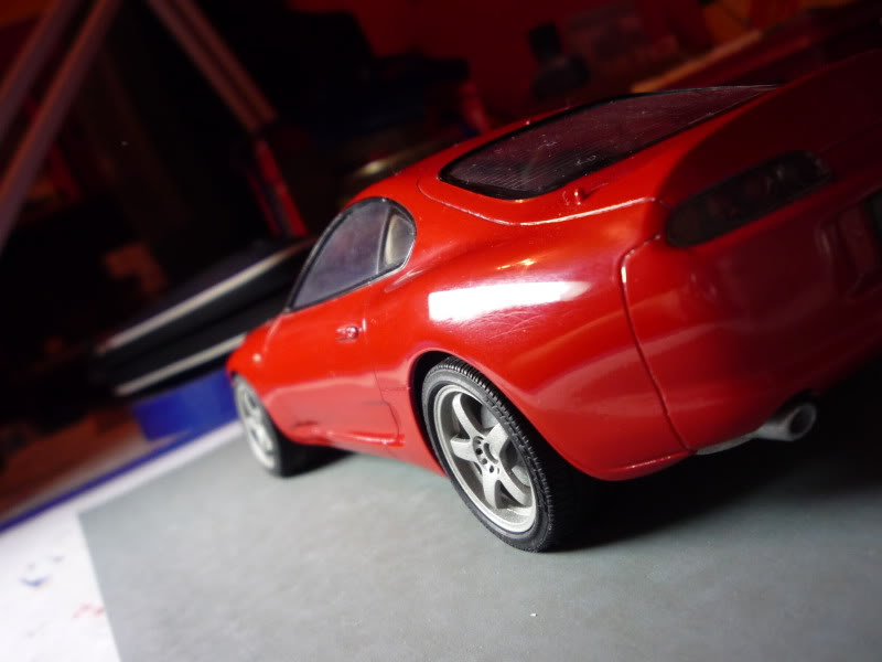 Toyota Supra MKIV - TAMIYA - P1050796