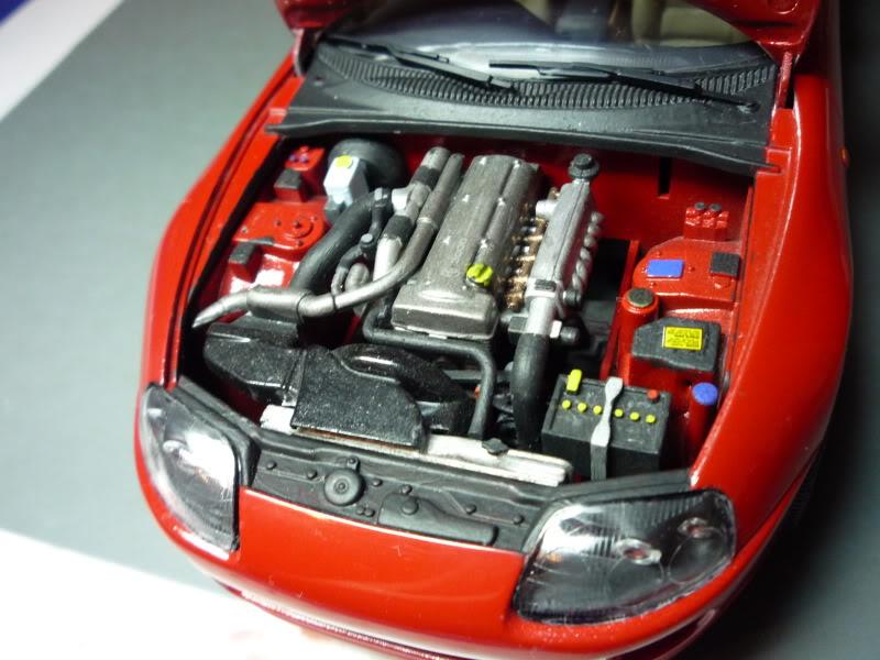 Toyota Supra MKIV - TAMIYA - P1050798