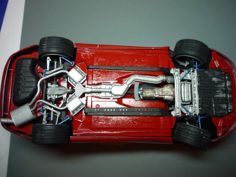 Toyota Supra MKIV - TAMIYA - P1050801