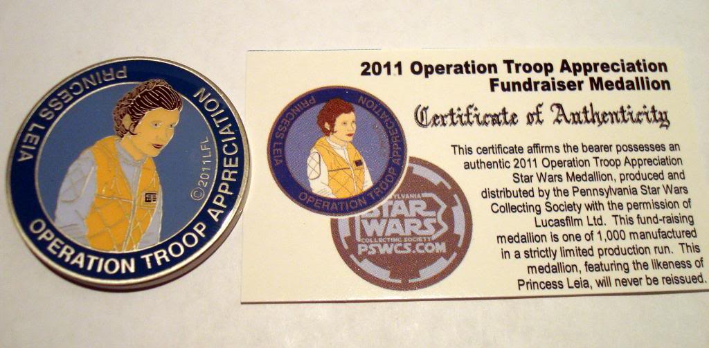 OT - 2011 PSWCS Coin - Support for the Troops DSC04854