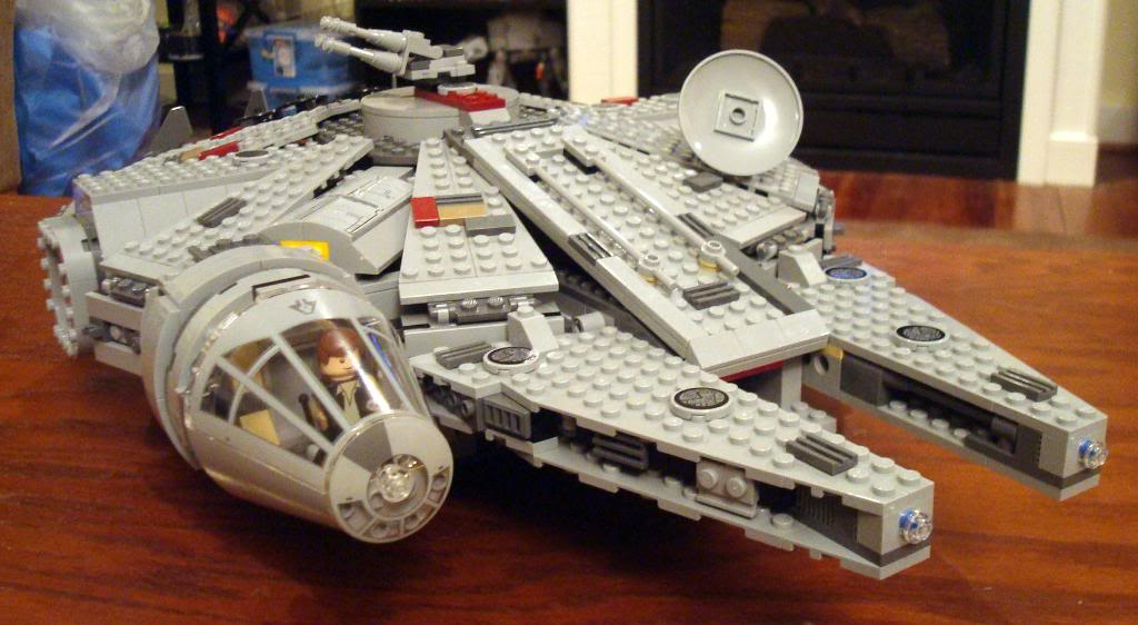 My Lego Star Wars Collection - Tons O' Pics DSC05774
