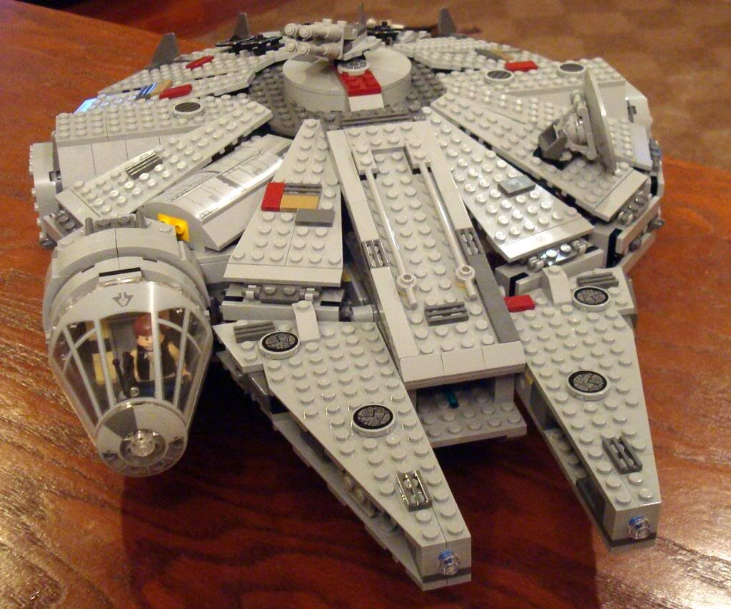 My Lego Star Wars Collection - Tons O' Pics DSC05777