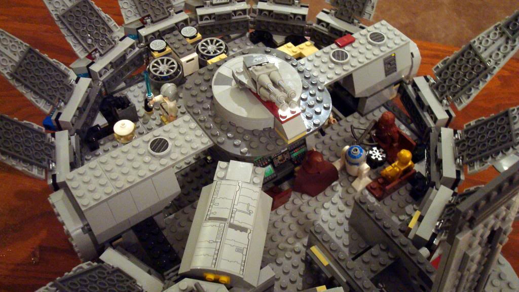 My Lego Star Wars Collection - Tons O' Pics DSC05785