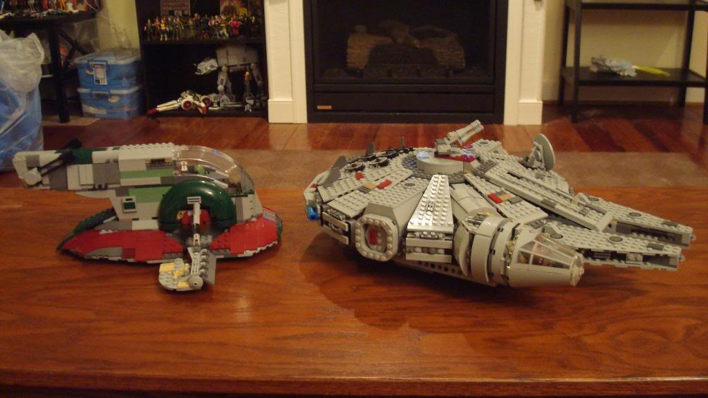 My Lego Star Wars Collection - Tons O' Pics DSC05793