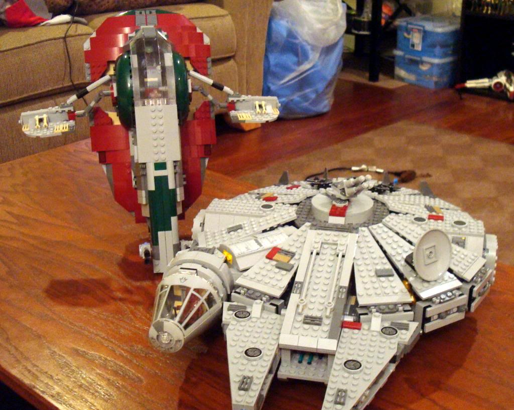 My Lego Star Wars Collection - Tons O' Pics DSC05794