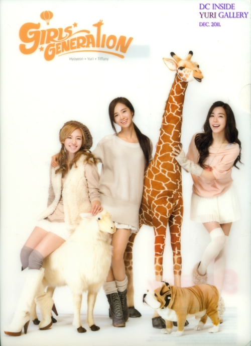 {Scans} Girls' Generation for Goobne 03-2