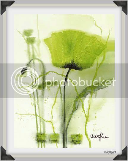 அழகிய மலர் காட்சிகள் (01) - Page 2 Marthe-coquelicot-vert-ii