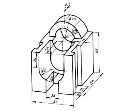 Hướng dẫn bài tập Unigraphic NX - Bài 1 Bai1